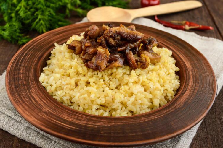 Что такое булгур и какие блюда можно из него приготовить?