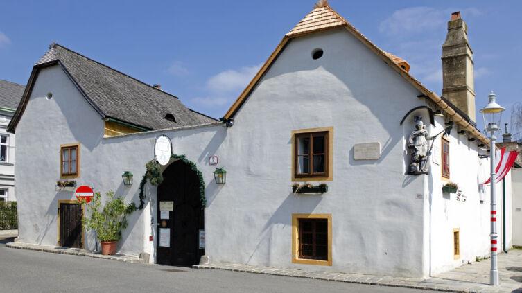 Дом Бетховена в Вене