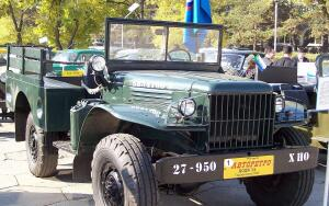 Какие американские автомобили воевали за СССР?
