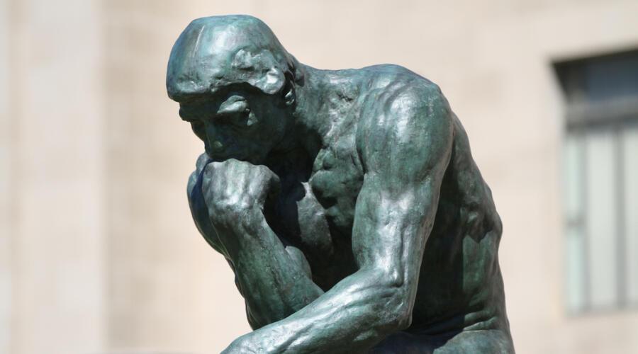 О мышлении как о психическом процессе