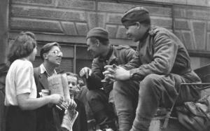 Где прозвучали последние выстрелы Великой Отечественной?