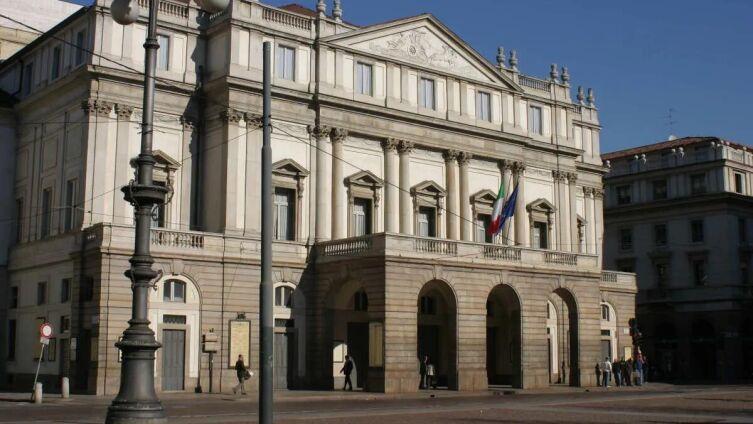 Театр «Ла Скала» в Милане