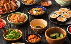 Путешествие в Южную Корею. Какая еда меня удивила?