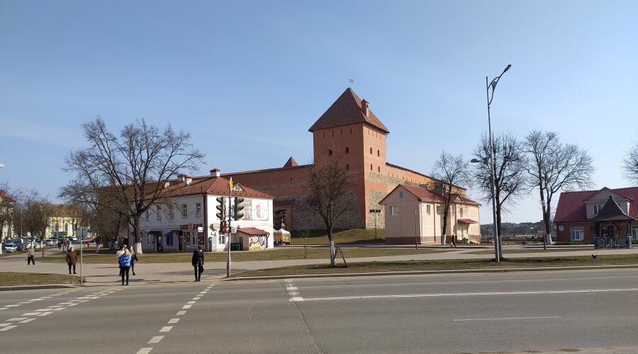Путешествие по Беларуси. Что посмотреть одинокому страннику в Лиде?