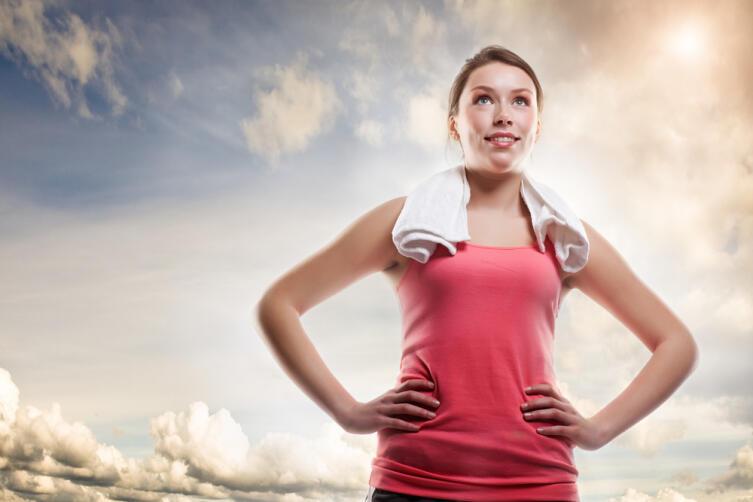 Начали заниматься спортом, чтобы похудеть, а, наоборот, поправились?