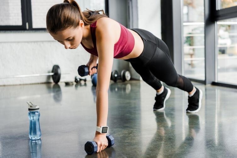Чем меньше вы нагружали мышцы до того — тем активнее адаптируется организм