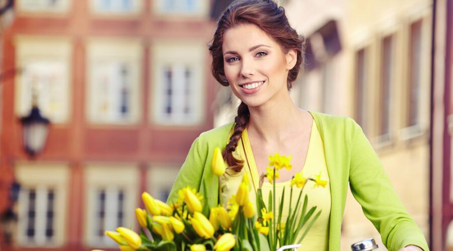 Как освежить свой стиль этой весной?