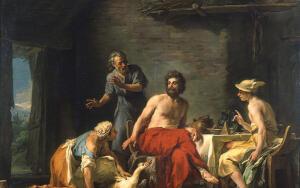 Филемон и Бавхида. Как они закончили жизнь?