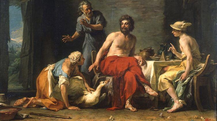 Жан-Бернар Ресту, «Филемон и Бавкида»