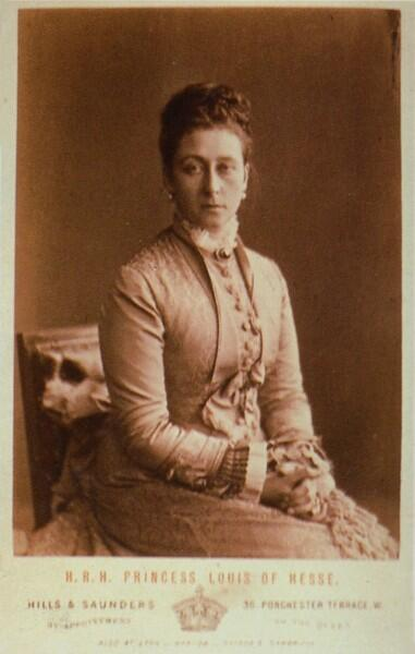 Принцесса Алиса Гессенская