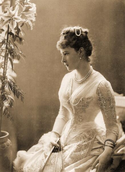 Елизавета Федоровна, жена Сергея Александровича Романова
