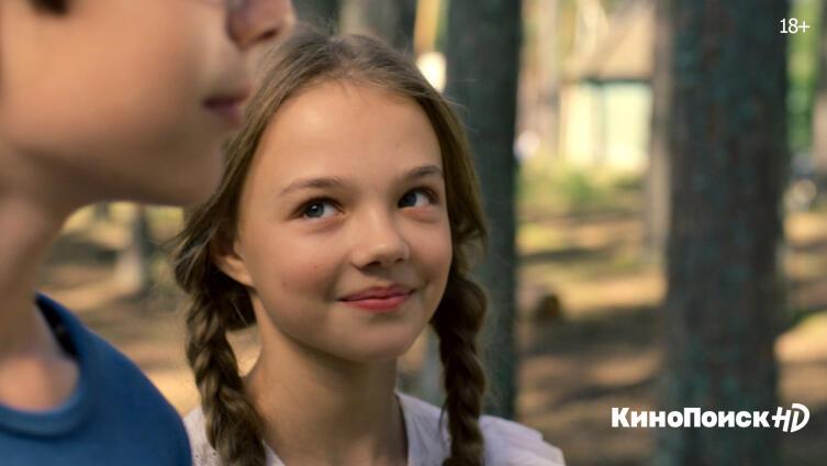 Кадр из сериала «Пищеблок»