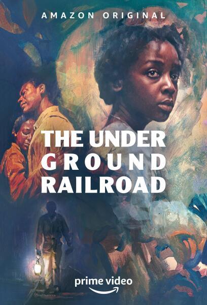 Постер к сериалу «Подземная железная дорога»