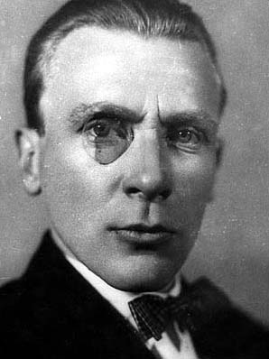 М. Булгаков в 1920-х гг.