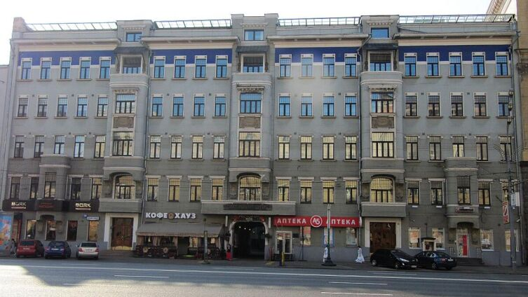 Булгаковсеий дом в Москве