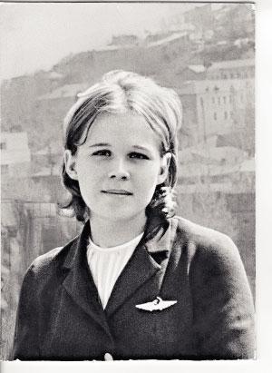 Надежда Курченко, погибла в 19 лет