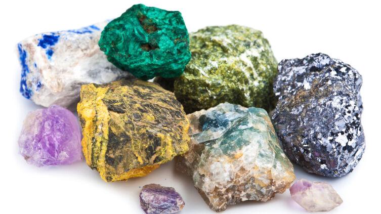 Какими бывают минералы?