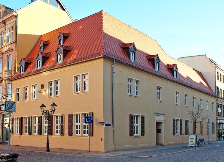 Дом Шумана в Цвиккау