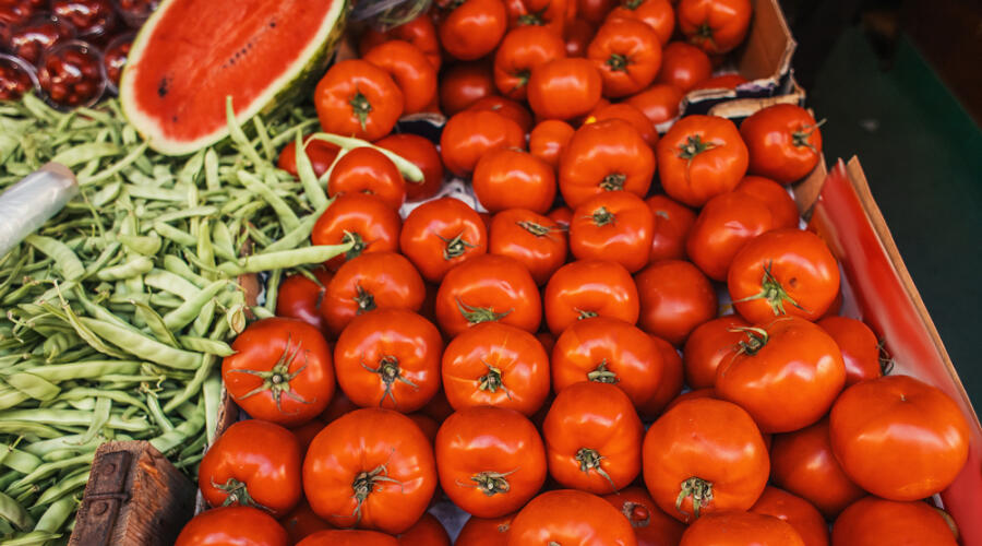 Помидор или помидора: что ели наши предки?