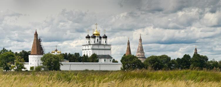 В старину огородными овощами занимались в монастырях