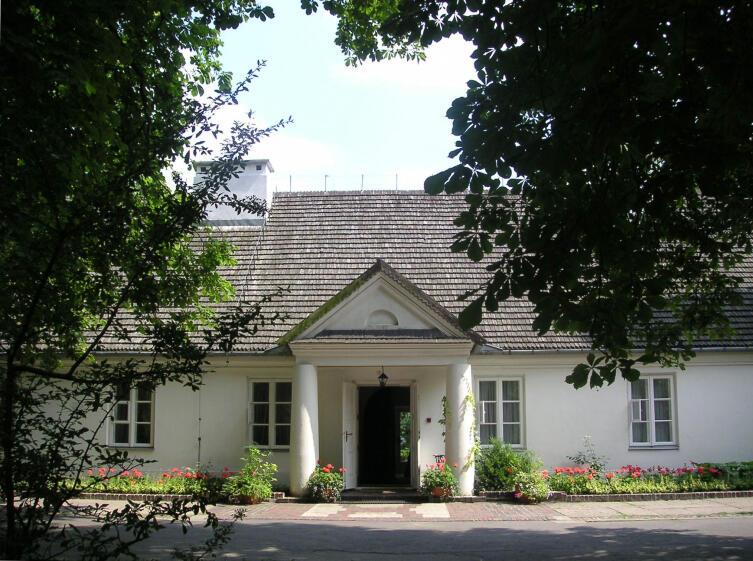 Дом в Желязовой-Воле, в котором родился Фридерик Шопен