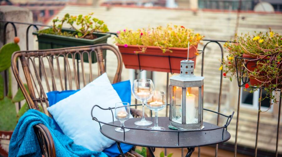 Как использовать балкон для отдыха на свежем воздухе?
