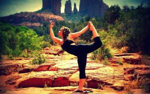 Путь йоги начинается с приятного ощущения свежего ветра перемен внутри и вокруг вас