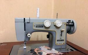 Как обновить старую швейную машинку «Чайка»?