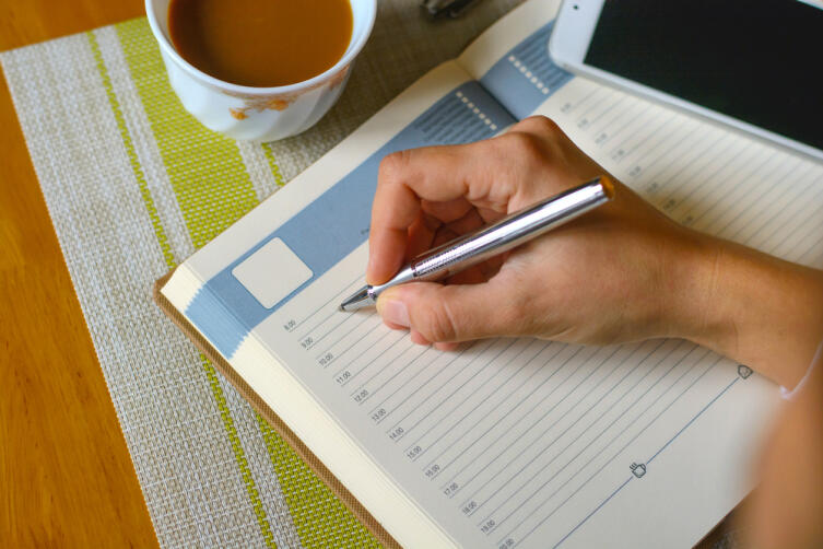 Дневниковые записи — попытка осмысления своего пути,