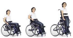 Инвалидные коляски с вертикализатором: плюсы, минусы, особенности