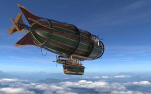 Современный дирижабль. Какими и для чего делают современные высокотехнологичные  «Цеппелины»?