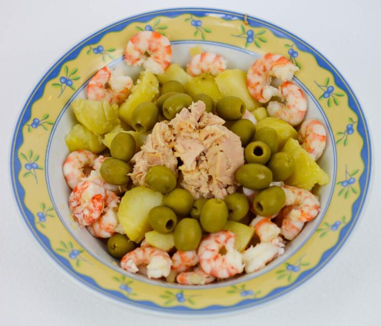 Что интересного в средиземноморской диете?