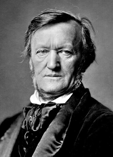 Рихард Вагнер, 1871 г.