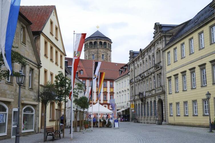 Байройт— город, знаменитый фестивалями, посвящёнными операм Р. Вагнера
