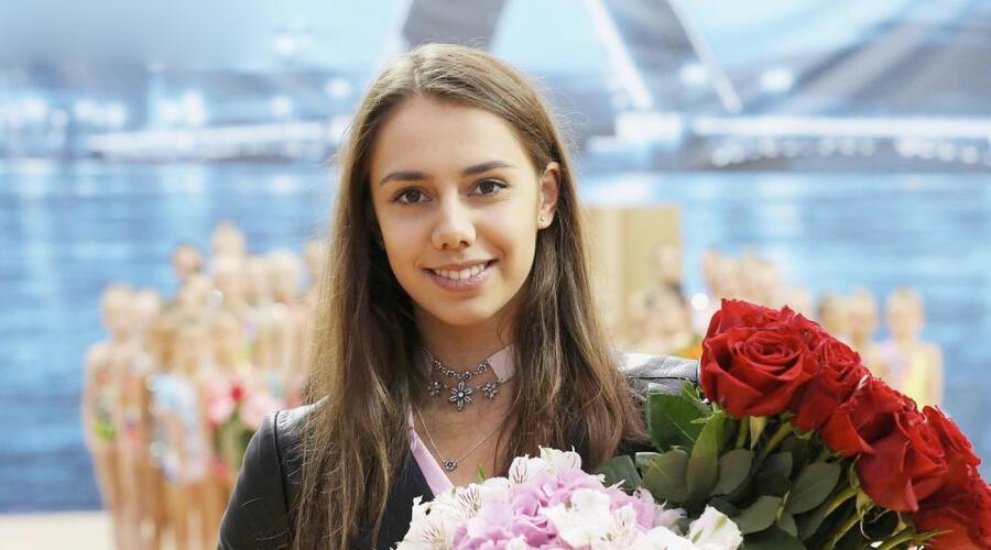 Маргарита Мамун, олимпийская чемпионка по художественной гимнастике