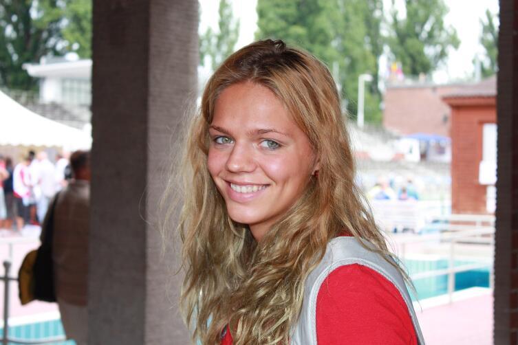 Юлия Ефимова, призер Олимпийских игр по плаванию