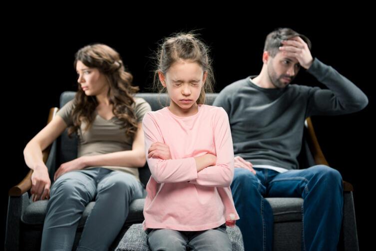 Следите за своей речью в присутствии детей