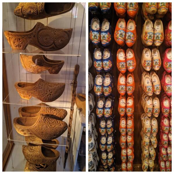 Кломпы— национальная деревянная обувь в Нидерландах
