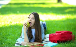 Какие продукты должны присутствовать в рационе того, кто сдает экзамены?