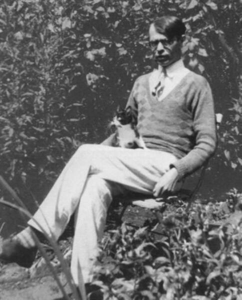 Владислав Ходасевич и кот Наль