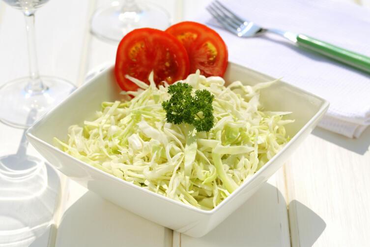 Что приготовить из молодой капусты?