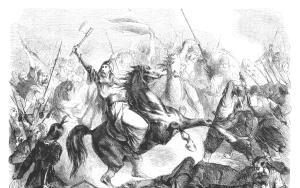 История Руси. Когда произошла битва на Калке?