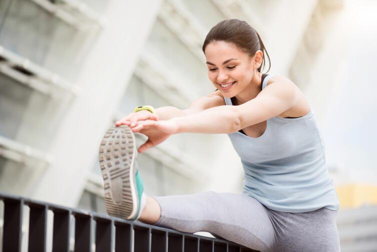 Радостный настрой - важная часть любой тренировки