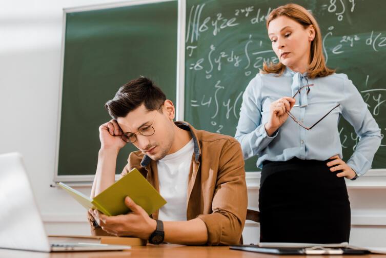 С помощью вдоха и выдоха вы можете легко расслабиться и преодолеть тревожность во время теста