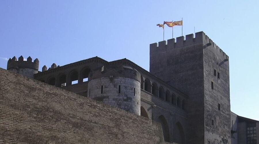 Башня трубадура в Испании