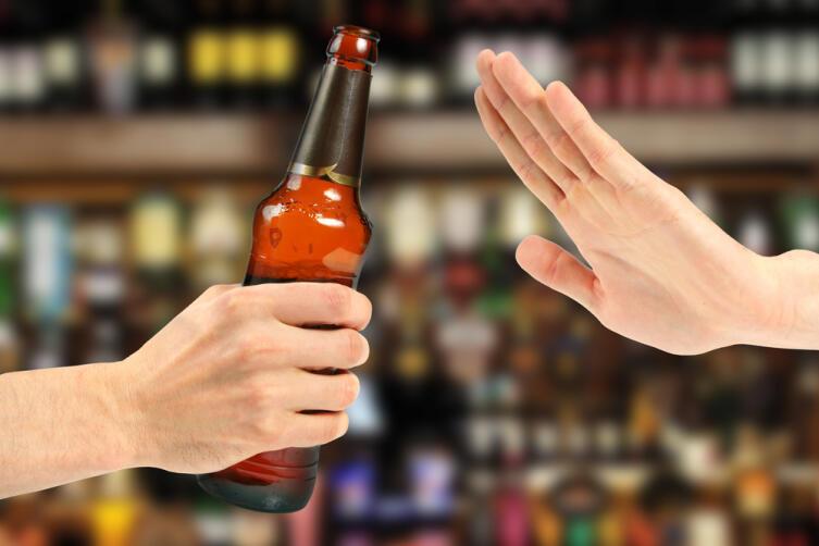 Употребление алкоголя негативно влияет на память