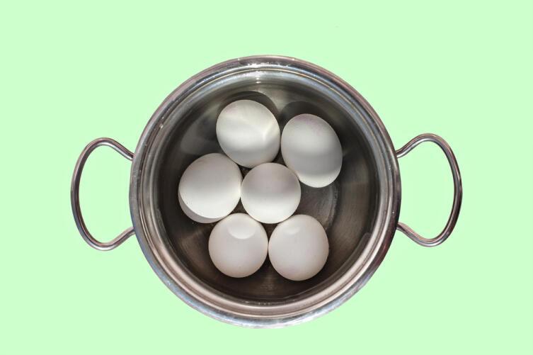 Как варить яйца так, чтобы они были вкусными и легко чистились?