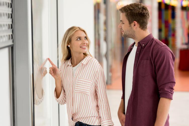 Идеализированный вариант женщины редко встречается в жизни