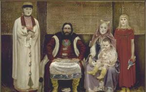 Каким был этикет в России в XVII−XVIII веках?