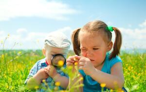 Зачем приобщать детей к природе?